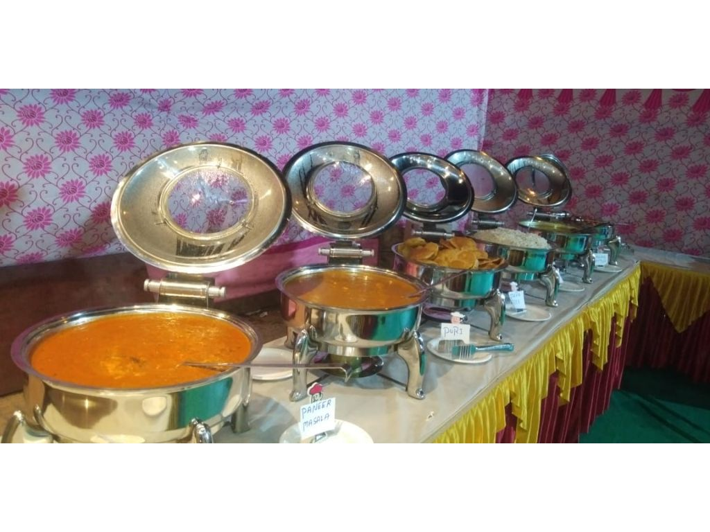 Food at Sarovar Annexe Banquet Kamothe